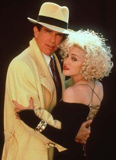 Madonna on Ex-Boyfriend Warren Beatty: 'He Was an Incredible Lover! Divas, Madonna Pictures, Gangster Movies, Warren Beatty, I Dream Of Jeannie, Vogue, Movie Couples, Popular Movies, Music Icon
