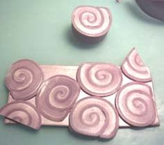 Mica Shift Jelly Roll by Ginny Newman - Polyzine June 2001