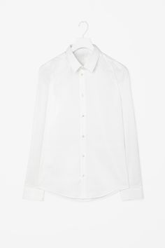 COS | Slim-fit cotton shirt