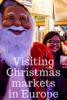 Visiting Christmas markets in Europe!
