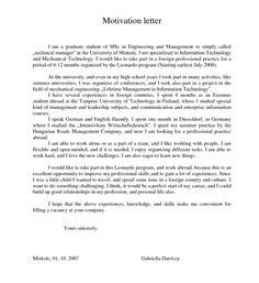 MotivationalLetterAsMotivationLetterTemplateForAMortgage