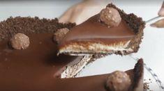 Ferrero Rocher sajttorta ( sütés nélküli )