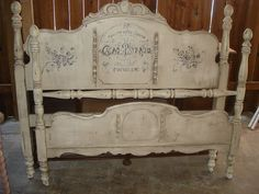 french painted bed#Repin By:Pinterest++ for iPad#