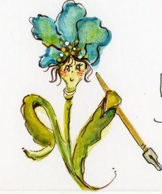 Dandelion ink studio: Growing Season
