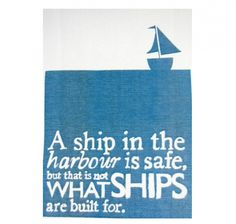 What's your ship built for?