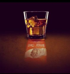 Drink Buffalo Trace bourbons