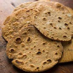 Spelt Indian Flatbread