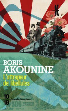 L'ATTRAPEUR DE LIBELLULES - Boris AKOUNINE