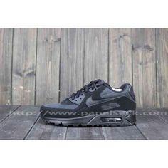 Kjøpe Billig Menn Nike Air Max 90 Svart Sko på Menn Nike Air Max 90 i butikken Air Max 1, Nike Air Max, Air Max Sneakers, Sneakers Nike, Sort, Hiking Boots, Unisex, Navy, Nike Tennis