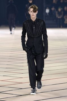 Dior Homme, Automne/Hiver 2017, Paris, Menswear