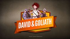 This SharefaithKids Sunday School lesson on David and Goliath from 1 Samuel 17 showcases God's calling of a shepherd boy who became a mighty warrior who replaced Saul as king of Israel and defeated the mighty soldier, Goliath. Try this full lesson with all of its content including: video, slides, printable activities and full curriculum all free by singing up for our demo! #Sharefaith