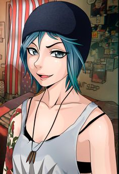 Chloe Price - Life Is Strange by CRPGMunin