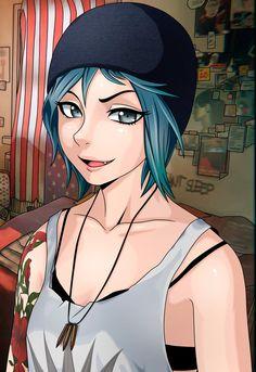 Chloe Price - Life Is Strange by CRPGMunin