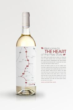 Wine Route Creative Concept wine vinos maximum vinho #wine #vino #winelovers #packaging