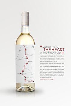 Wine Route Creative Concept wine vinos maximum vinho