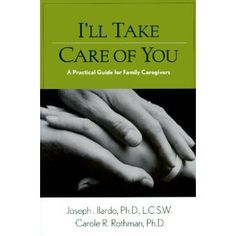 "Intended for all family caregivers, regardless of the age of the care recipient or other factors, this text offers the resources of a caregiver support group, helping readers to understand what their role is and to come to terms with their own ""unthinkable"" thoughts and ""unacceptable"" feelings. books-worth-reading"