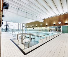 Gallery of Indoor Swimming Pool for Sundbyberg / Urban Design - 6