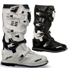 Fly Racing Sector Mens Off Road Dirt Bike Motocross Boots