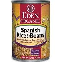 $2.42 Spanish Rice & Beans - 15 oz, Organic -- Morning Fresh Market Online Store  Free account setup & Free shipping.Use this code #813478