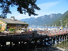 The Beach House Restaurant West Vancouver BC