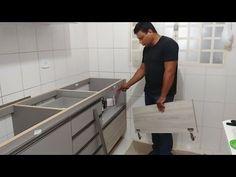 como fazer móveis planejados - Aula 1 Tirando as medidas - YouTube