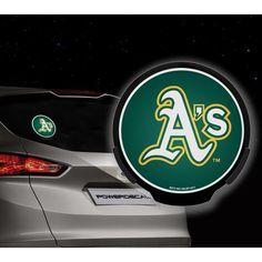 Oakland Athletics Power Decal #OaklandAthletics