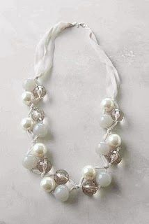 Guest Post- Beaded necklace - Craftionary