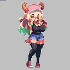 8-bit Lucoa is amazing