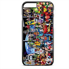 Justice League Superheroes Dc Comics Marvel TATUM-6038 Apple Phonecase Cover For Iphone SE Case