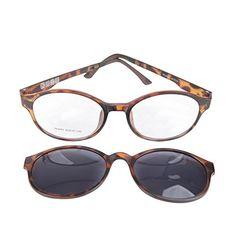 9e69978b0154 Black Friday Deals. Yodo Optical Frame with Magnetic Polarized Sunglasses  for... https