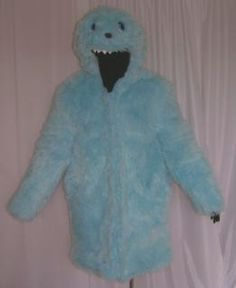 Hey, I found this really awesome Etsy listing at https://www.etsy.com/listing/73436740/blue-the-arctic-yeti-faux-fur-monster