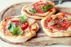 Mini pizze na pizza party