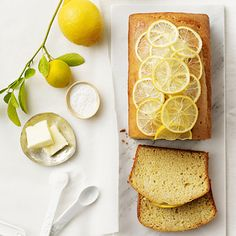 Lemon Pound Cake  #recipe #food