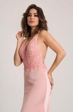 Vestido Bordado Cortona – Dolps Como Fazer Short, Ideias Fashion, Formal Dresses, Embroidery Dress, Long Dress Party, Mermaid Skirt, Teal, Sleeves, Dresses For Formal