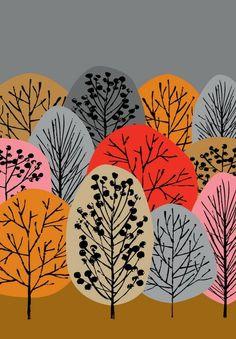life & trees & foliage fabulous