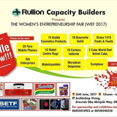 '#news #biggirljob #entrepreneur #business #fun #exhibition #buying #income #sales #money #startup #marketing #event #branding #deals #communityscene #girlhubafrica #eventprofs #rullion #fashion #lagosevents #lagosshopper #WEF20173KSHOPPING #wef20173kfair' by @arike_modupe.3dsenterprises. What do you think about this one? @andy_takesphotos @ruby_soho_o @gravityeps @eventindustrynews @penguinmediagroup @genuineevents @theamadeus01 @revel_group @thetipicompany @thesouljets @eventbars…