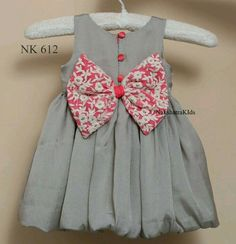 To place order DM us or whatsapp on 6394837380 Girls Frock Design, Baby Dress Design, Kids Dress Wear, Kids Gown, Baby Frocks Designs, Kids Frocks Design, Frocks For Girls, Little Girl Dresses, Kids Blouse Designs