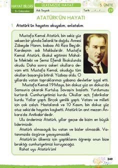 1. Sınıf Konu Anlatım EV ÇALIŞMALARI Learn Turkish, Kindergarten, Preschool, Ads, Education, Learning, Books, Libros, Kindergartens