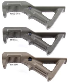 Magpul AFG Rifle Foregrip. The only one i would use.