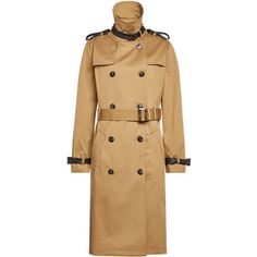 The Kooples Cotton Trench Coat