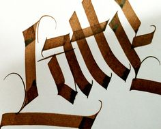 Afternoon Calligraphy | Flickr - Photo Sharing!