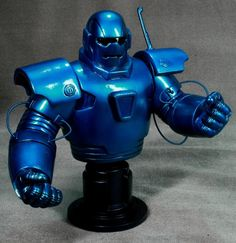 Iron Monger mini-bust - Bowen Designs