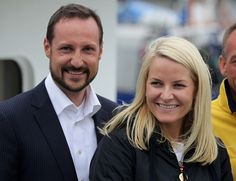 Haakon and Mette-Marit in Germany 2010