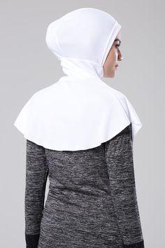 Sports Hijab, Hijab Wear, Clothing Sketches, Muslim Dress, Hijab Fashion, Bell Sleeve Top, Head Scarfs, Hijab Styles, Hijabs