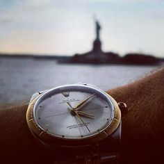 NYC Lady Liberty x Rolex