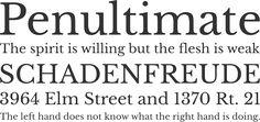 Libre Baskerville Font Free by Impallari Type | Font Squirrel