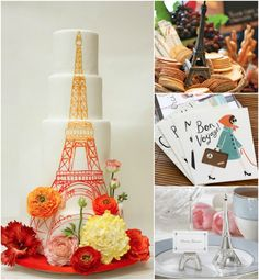 Paris Party! Paris Sweet 16, I Love Paris, Party Deco, Party Party, Birthday Gifts For Teens, Teen Birthday, Birthday Cake, French Themed Parties, Birthday Celebration