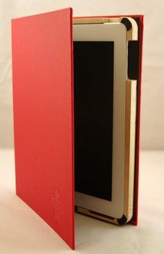 ipad 2 cover @Skye James Devereaux... does it look like a book?