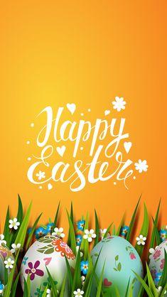 Wallpaper IPhone Happy Easter