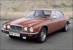 """Jaguar XJ6  In 1968, nothing else said """"company director"""" quite so eloquently."""
